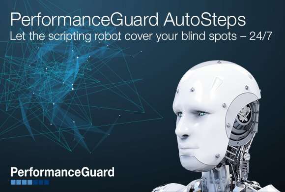 PerformanceGuard – now with synthetic monitoring