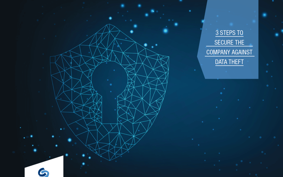 New white paper: 3 steps to secure the company against data theft