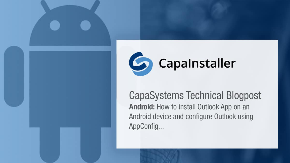 AppConfig Android
