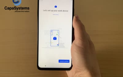 Get Ready for Android zero-touch