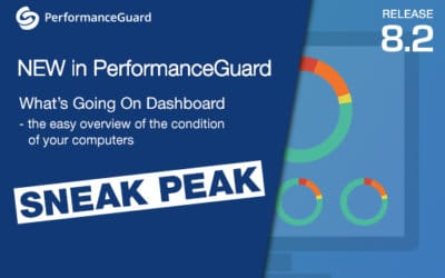 PerformanceGuard makes things easy!